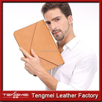 Envelope Leather Sleeve Case Bag For Macbook Pro/Macbook Air With Retina,For Macbook Leather Case