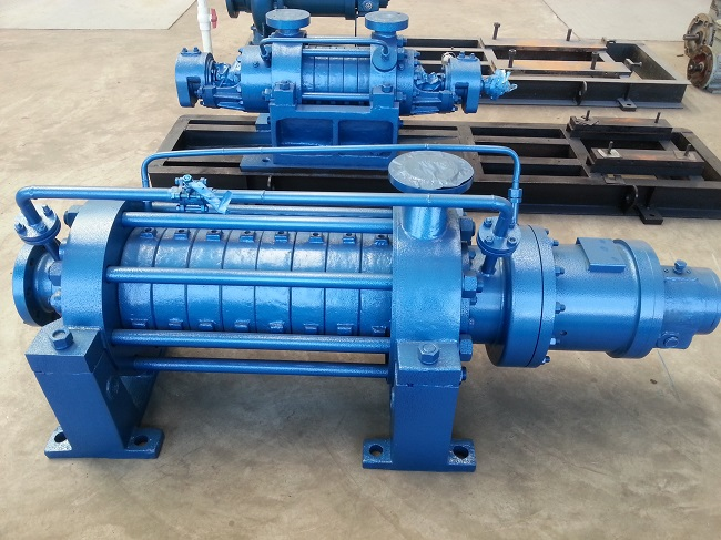 High pressure chemical industry application fill pump for oil