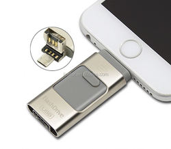 [Somostel] Paypal accept waterproof metal u disk 128gb 256gb 512gb 1tb otg usb 3.0 4.0 flash drive for iphone smartphone