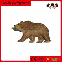 high quality basswood wooden animal carving