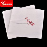1 PLY 2 PLY 3 PLY art design custom printed paper napkin