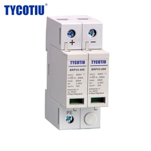TYCOTIU Chinese Gold Supplier Electrical Equipment Supplies 2P Dc Surge Arrestor