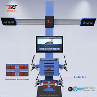Precise 3D Wheel Alignment with CE&ISO9001 certificate
