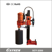 Quality diamond core drills for drilling glass and ceramics SCY-2350