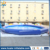 2015 outdoor high quality rectangular giant water pool prices