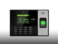 biometric time attendance fingerprint time recorder biometric access control Smackbio S200
