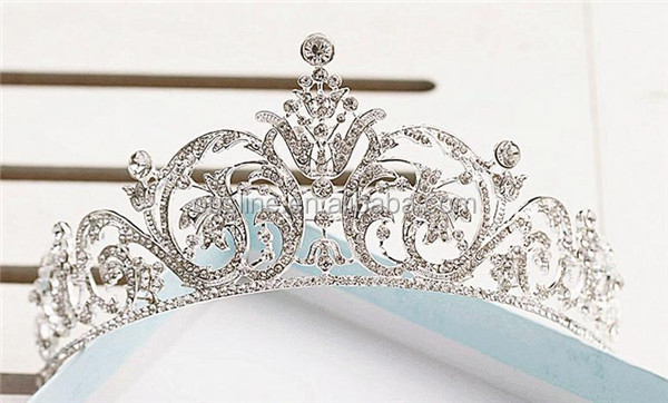speacial wedding tiara, tiara rhinestone
