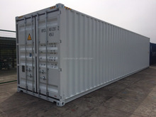 New Dry cargo container type non - used shipping container price 40HQ