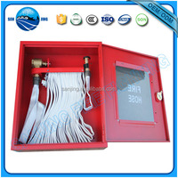 Fire Hose Reel And Fire Extinguisher