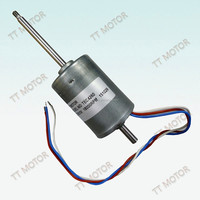brushless dc 42mm motor generator for solar tracker
