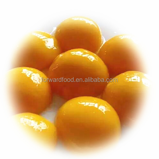 Low Price Best Food Factory Halves Sweet Canned Yellow Peach In Syrup
