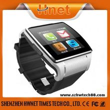 China wifi gps watch mtk6577 smart watch phone for smart mobile phone