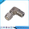 china JW-LOK male connector double ferrule fittings manufacturer