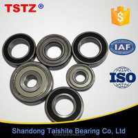 2015 hot sale high speed motor bearing deep groove ball bearing /auto bearing 6206-ZZ 6203-ZZ