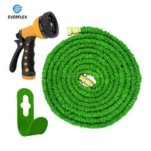 Premium brass fitting UV resistant irrigation latex magic hose manufacturer supplier