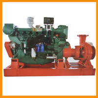 Diesel generator with water pump sets xbc series factory price