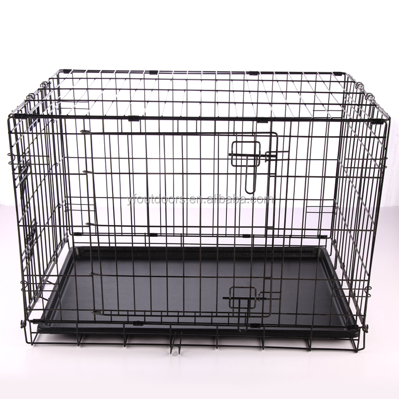 Eco-friendly heavy duty dog cage kennel