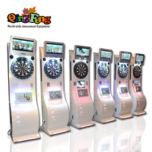 Qingfeng newest arrival coin operated dart boards phoenix dart machine sale for bar