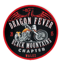 Custom Factory Direct Sale Short Sample Time New Design High Quality Woven Patch Made in China