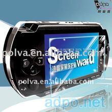 Fashionable Ultra Clear LCD screen protector for PSP