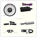 free shipping,48V1000W wheel ebike conversion kit+LED