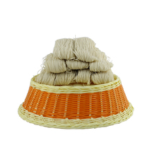 Hot Sell hand made Chinese import wheat flour dry noodles