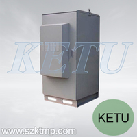 solar power outdoor battery cabinets
