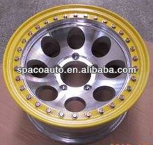 Newest style darwin racing alloy wheel wholesale in worldwide