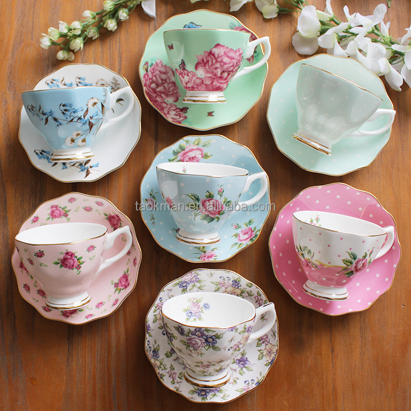 GRS bone china cup and saucer, royal tea cup and saucer bone china