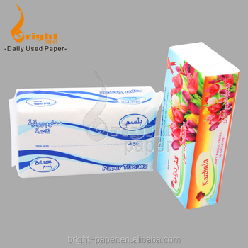 Virgin Wood Pulp Soft Cheap Printed Tissue Paper Wholesale