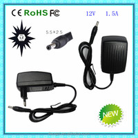 12v 1.5a for led ac adapter V913