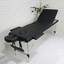 Portable massage table SPA therapy beauty couch bed portable folding light weight beauty bed