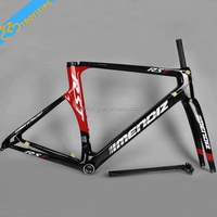 Free shipping oem BSA BB30 carbon bike frames,4 colors carbon road bike frames,2015 Famous bike carbon frames for sale.