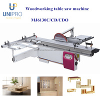 China used sliding table saw with scoring blade MJ6130C/CD/CDO