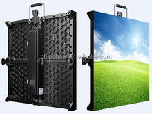 NEW Full Color HD Flexible LED Display Screen P6 / Indoor LED Video Curtain P6mm Display