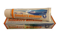 Top quality toothpaste Deep cleaning smokers toothpaste for white teeth & refreshing breath 150 gram tubes