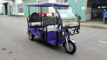 60V Voltage and Passenger Use For Tuk Tuk for Sale