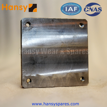 Hansy underflow sluice box gold mining equipment for metso and terex