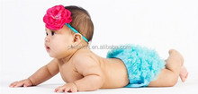 Baby Clothing Summer Chiffon Ruffle Bum Baby Bloomer Diaper Cover