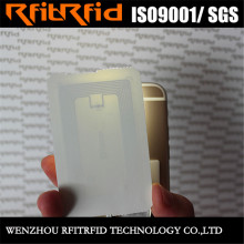 HF ntag213 203 printable passive rfid card for subway