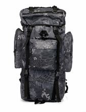 Waterproof tactical military backpack outdoor camo hunting backpack bags