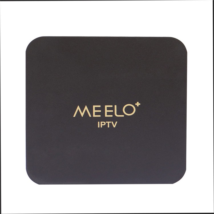 The Latest Original Meelo Iptv S805 Android Tv Box 4.4 Amlogic 1g 8g Kodi 15.2 Quadcore Pre-installed Apps