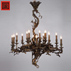 Russia Customized Lighting Project European Luxury