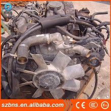 Used Automobile Nisan TD27 6-Cylinder Diesel Engine for Sale