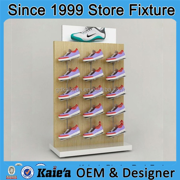 used shoe store display racks,shoe racks for store