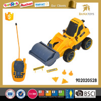 4CH rc construction toy trucks