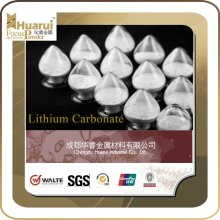 99.9% lithium carbonate (Li2CO3)