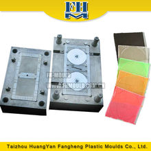 plastic CD/DVD case injection mould plastic injection mould CD box