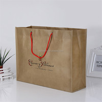 China high-quality Metallic pp non woven brand hand shopping bags
