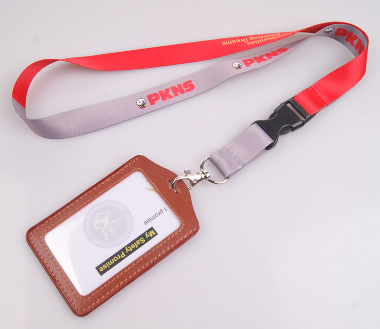 custom new products 2014 printing id card lanyard for usb flash drive